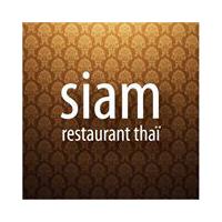 Le Restaurant Siam : Site Web, Localisateur Des Adresses Et Heures D'Ouverture