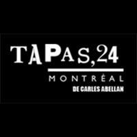 Le Restaurant Tapas 24 : Site Web, Localisateur Des Adresses Et Heures D'Ouverture
