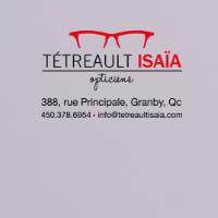 Tétreault Isaïa : Site Web, Localisateur Des Adresses Et Heures D'Ouverture