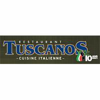 Le Restaurant Tuscanos – Cuisine Italienne : Site Web, Localisateur Des Adresses Et Heures D'Ouverture