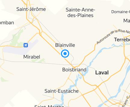 BMR Blainville
