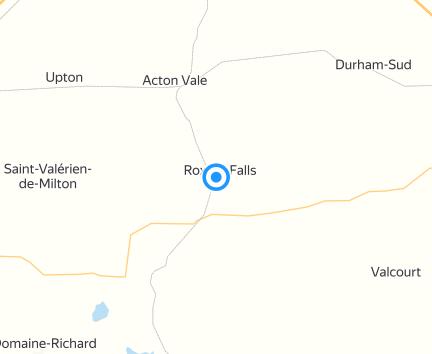 BMR Roxton Falls