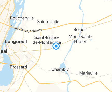 BMR Saint-Basile-Le-Grand