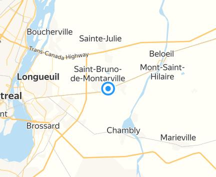 Botanix Saint-Bruno-De-Montarville