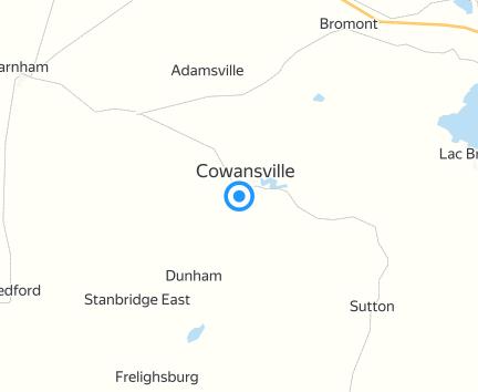 Canac Marquis Grenier Cowansville