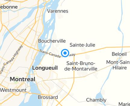 Costco Boucherville