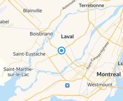 Costco Laval