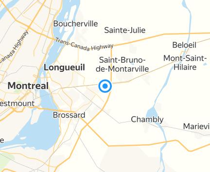 Home Dépôt Saint-Bruno-De-Montarville