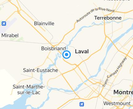 Jean Coutu Laval