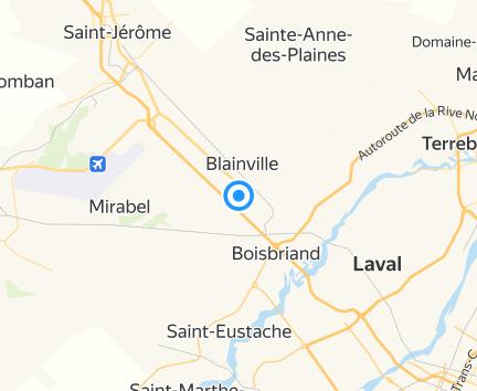 Super C Blainville