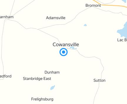 Super C Cowansville