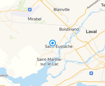 Super C Saint-Eustache