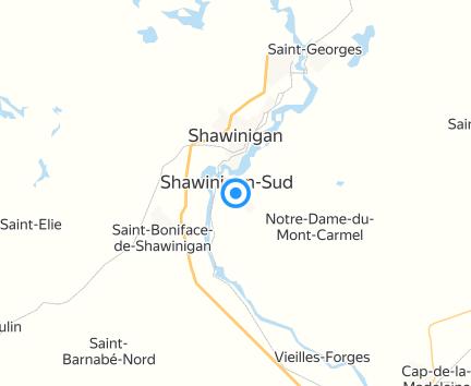 Tigre Géant Shawinigan-Sud