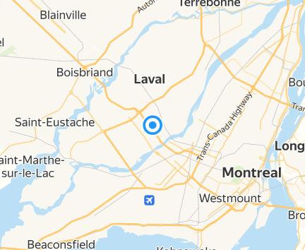 Walmart Laval Laval-Des-Rapides