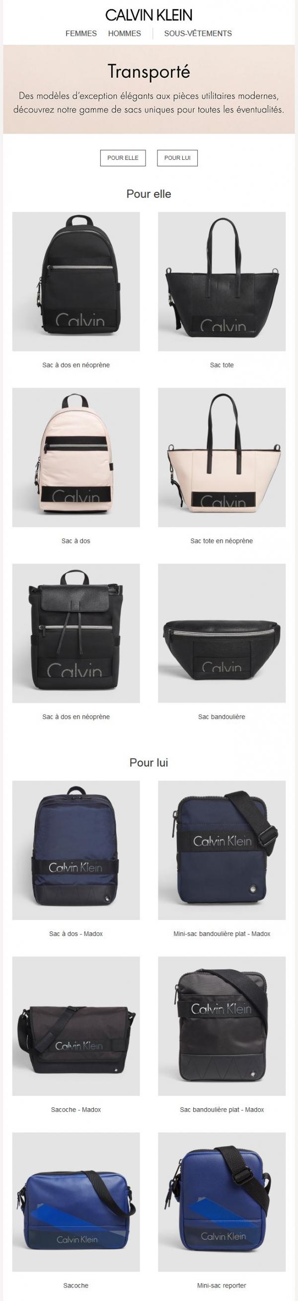 Achetez Nos Sacs Les Plus Convoités Pour Elle Et Lui Promotions Rabais