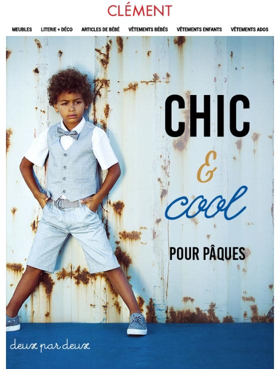 Chic Et Cool Pour Pâques! Promotions Rabais