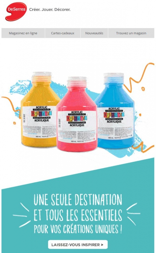 Destination Unique Pour Créations Uniques Promotions Rabais