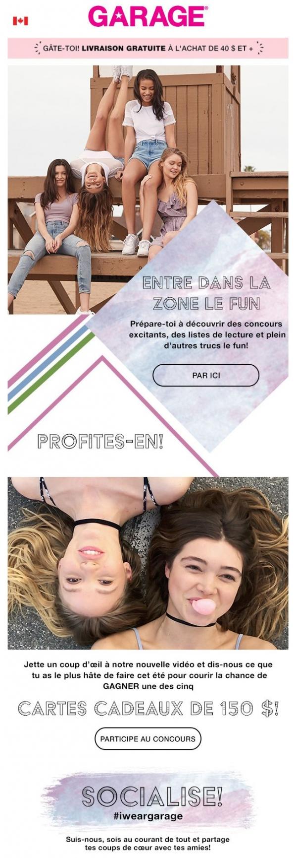 Entre Dans La Zone Le Fun Promotions Rabais