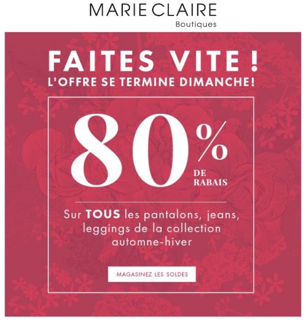 On Baisse Les Prix! 80% Sur Tous Les Pantalons, Jeans Et Leggings! Promotions Rabais