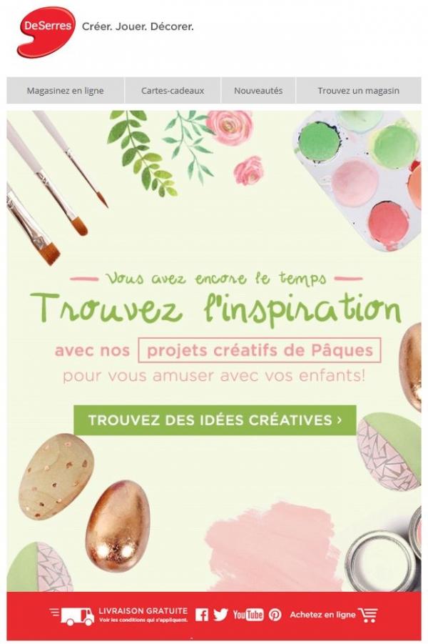 Préparez Vous Pour Pâques ! Promotions Rabais