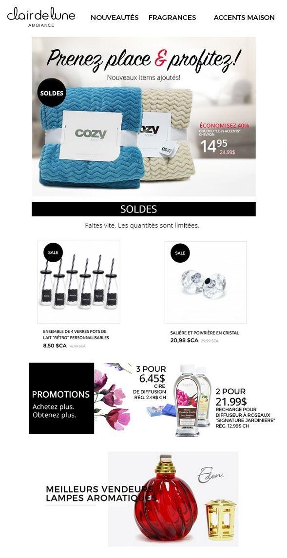 Profitez Des Nos Soldes! Promotions Rabais