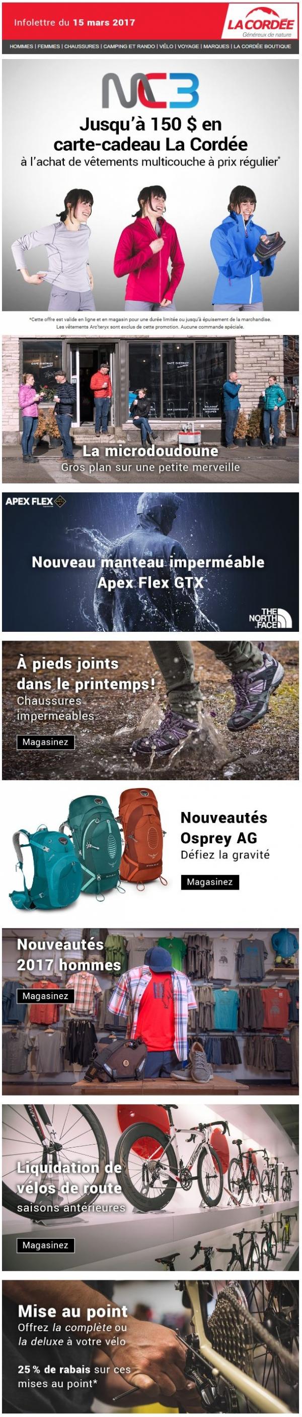 Promos Et Nouveautés Printanières Promotions Rabais