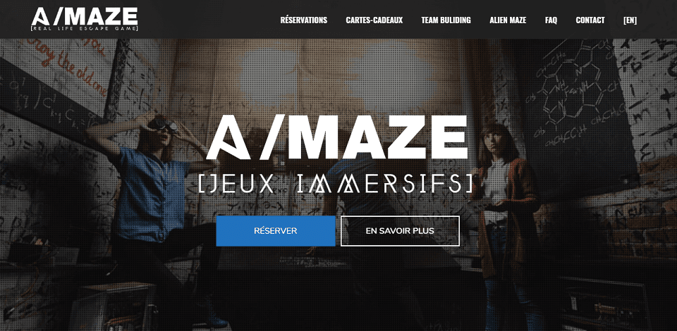 A/maze En Ligne
