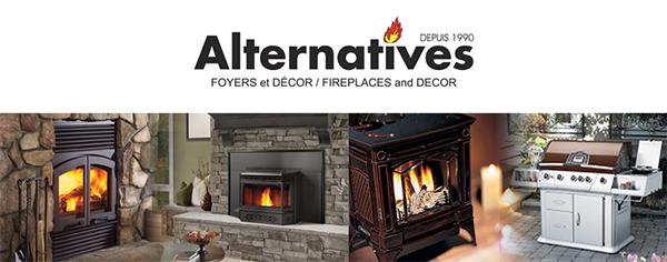 Alternatives Foyers Et Décor En Ligne
