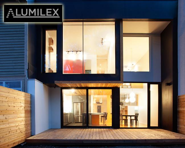 Alumilex Portes Et Fenêtres En Aluminium Isolé