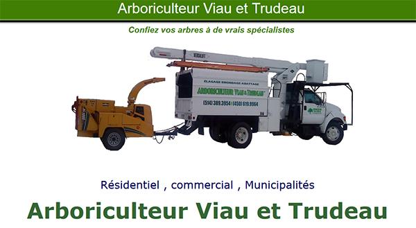 Arboriculteur Viau Et Trudeau En Ligne