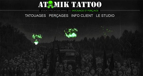 Atomik Tattoo En Ligne