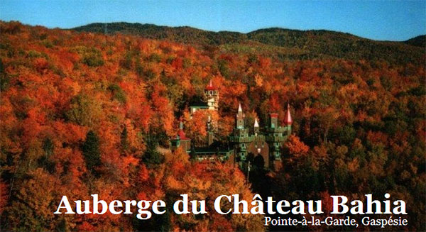 Auberge Du Château Bahia