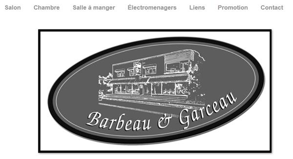 Barbeau Et Garceau En Ligne