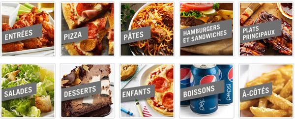 Boston Pizza Restaurant En Ligne