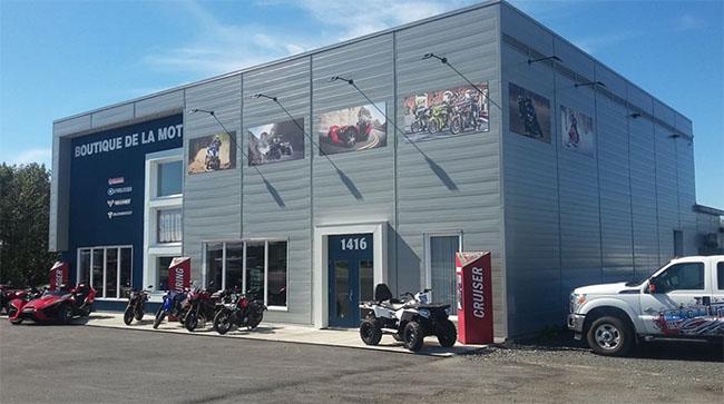 Boutique De La Moto