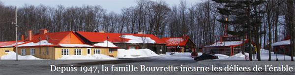 Cabane à Sucre Bouvrette