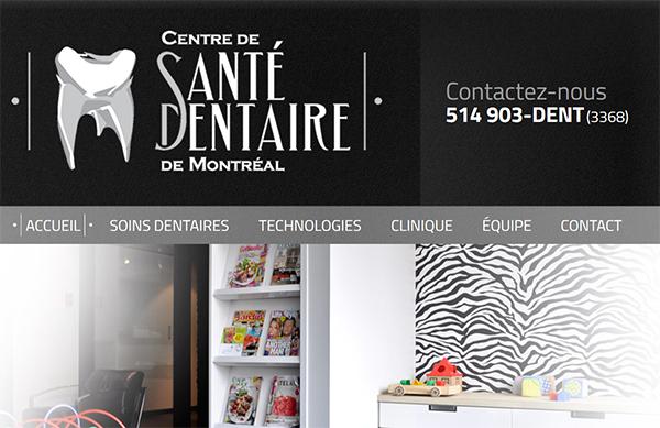 Centre De Santé Dentaire De Montréal En Ligne