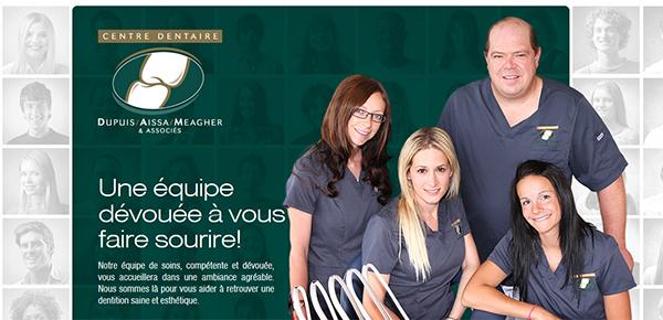 Centre Dentaire Dupuis Aissa Meagher En Ligne