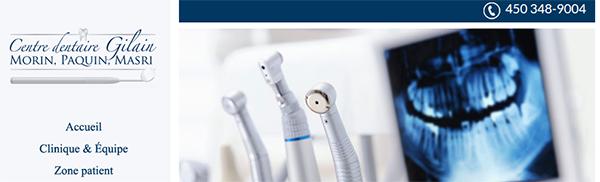 Centre Dentaire Gilain En Ligne
