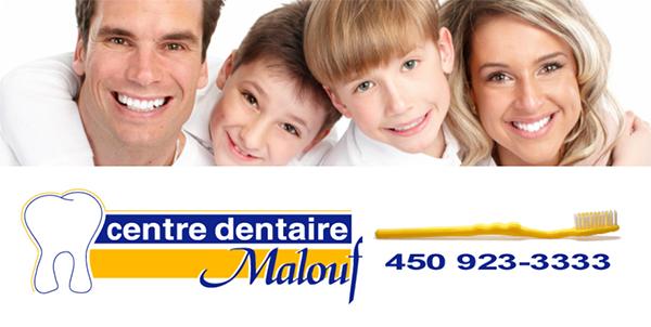 Centre Dentaire Malouf En Ligne