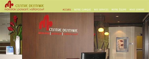 Centre Dentaire Marsolais Poissant Vaillancourt En Ligne