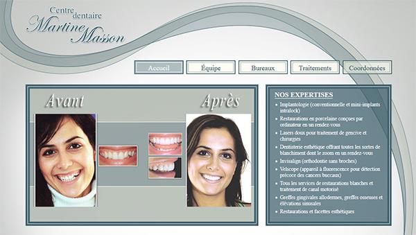 Centre Dentaire Martine Masson En Ligne