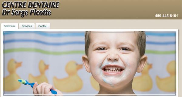 Centre Dentaire Serge Picotte En Ligne