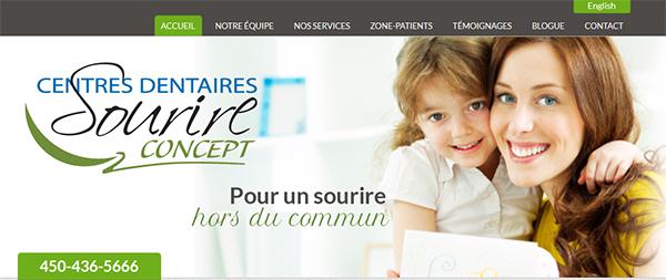 Centre Dentaire Sourire Concept En Ligne