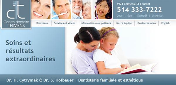 Centre Dentaire Thimens En Ligne