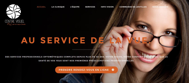 Centre Visuel De Lorraine En Ligne