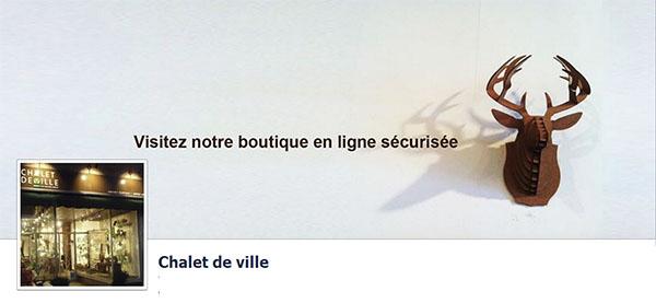 Chalet De Ville En Ligne