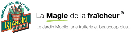 Circulaire Jardin Mobile - Fruits et Légumes Frais