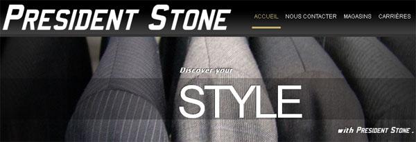 Circulaire President Stone En Ligne