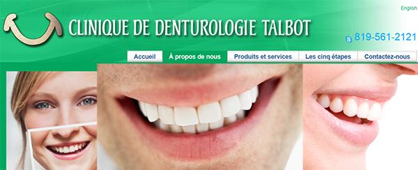 Clinique De Denturologie Talbot En Ligne
